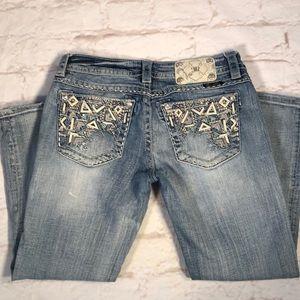 Miss Me crop Jeans.  Size 29